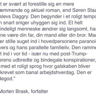 Lyt til Morten, Aske og Christel. They know.
